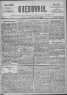 Orędownik: pismo dla spraw politycznych i spółecznych 1897.08.12 R.27 Nr182