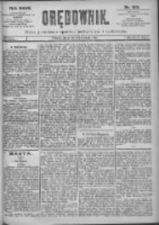 Orędownik: pismo dla spraw politycznych i spółecznych 1897.08.13 R.27 Nr183