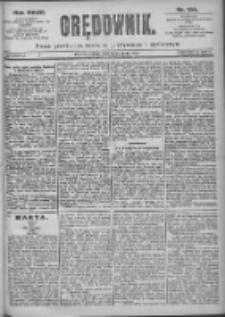 Orędownik: pismo dla spraw politycznych i spółecznych 1897.08.14 R.27 Nr184