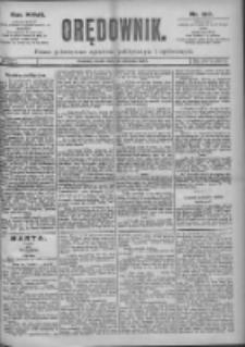 Orędownik: pismo dla spraw politycznych i spółecznych 1897.08.18 R.27 Nr187