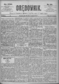Orędownik: pismo dla spraw politycznych i spółecznych 1897.08.19 R.27 Nr188
