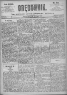 Orędownik: pismo dla spraw politycznych i spółecznych 1897.08.21 R.27 Nr190