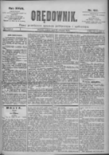 Orędownik: pismo dla spraw politycznych i spółecznych 1897.08.24 R.27 Nr192