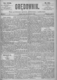 Orędownik: pismo dla spraw politycznych i spółecznych 1897.08.25 R.27 Nr193