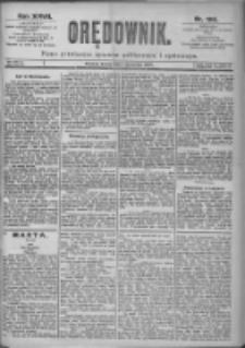 Orędownik: pismo dla spraw politycznych i spółecznych 1897.09.01 R.27 Nr199