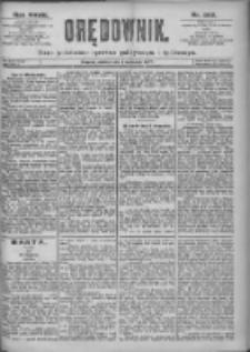 Orędownik: pismo dla spraw politycznych i spółecznych 1897.09.04 R.27 Nr202