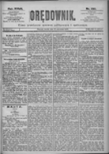 Orędownik: pismo dla spraw politycznych i spółecznych 1897.09.15 R.27 Nr210
