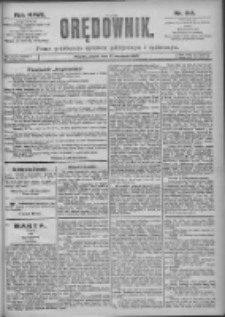 Orędownik: pismo dla spraw politycznych i spółecznych 1897.09.17 R.27 Nr212