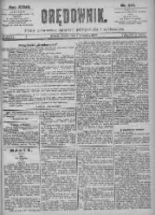 Orędownik: pismo dla spraw politycznych i spółecznych 1897.09.21 R.27 Nr215
