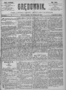 Orędownik: pismo dla spraw politycznych i spółecznych 1897.09.23 R.27 Nr217