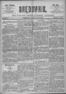 Orędownik: pismo dla spraw politycznych i spółecznych 1897.09.24 R.27 Nr218