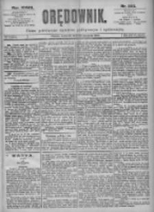 Orędownik: pismo dla spraw politycznych i spółecznych 1897.09.30 R.27 Nr223