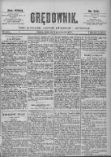 Orędownik: pismo dla spraw politycznych i spółecznych 1897.10.06 R.27 Nr228