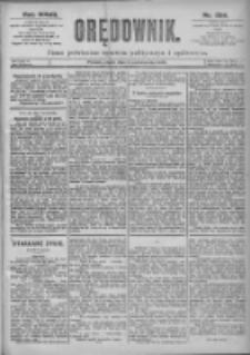 Orędownik: pismo dla spraw politycznych i spółecznych 1897.10.08 R.27 Nr230