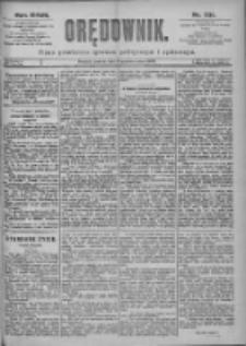 Orędownik: pismo dla spraw politycznych i spółecznych 1897.10.09 R.27 Nr231