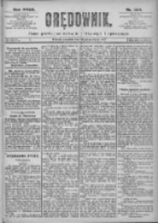 Orędownik: pismo dla spraw politycznych i spółecznych 1897.10.10 R.27 Nr232