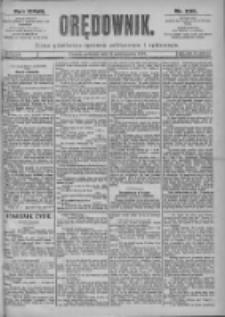 Orędownik: pismo dla spraw politycznych i spółecznych 1897.10.14 R.27 Nr235