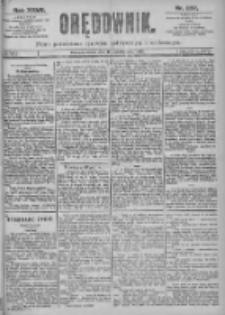 Orędownik: pismo dla spraw politycznych i spółecznych 1897.10.16 R.27 Nr237