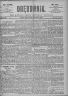 Orędownik: pismo dla spraw politycznych i spółecznych 1897.10.19 R.27 Nr239