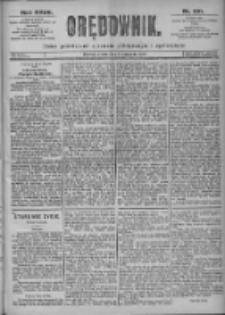 Orędownik: pismo dla spraw politycznych i spółecznych 1897.11.03 R.27 Nr251