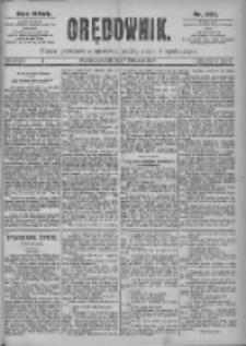 Orędownik: pismo dla spraw politycznych i spółecznych 1897.11.07 R.27 Nr255