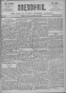 Orędownik: pismo dla spraw politycznych i spółecznych 1897.11.11 R.27 Nr258