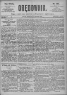 Orędownik: pismo dla spraw politycznych i spółecznych 1897.11.12 R.27 Nr259