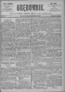 Orędownik: pismo dla spraw politycznych i spółecznych 1897.11.14 R.27 Nr261