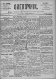 Orędownik: pismo dla spraw politycznych i spółecznych 1897.11.19 R.27 Nr264