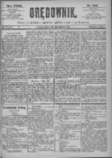 Orędownik: pismo dla spraw politycznych i spółecznych 1897.11.20 R.27 Nr265