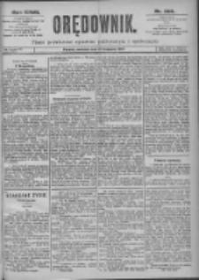 Orędownik: pismo dla spraw politycznych i spółecznych 1897.11.21 R.27 Nr266