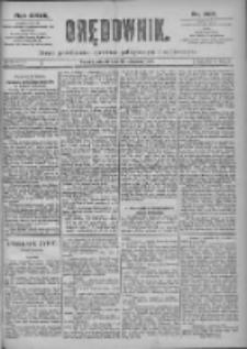 Orędownik: pismo dla spraw politycznych i spółecznych 1897.11.23 R.27 Nr267