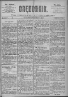 Orędownik: pismo dla spraw politycznych i spółecznych 1897.11.24 R.27 Nr268