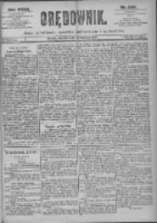 Orędownik: pismo dla spraw politycznych i spółecznych 1897.11.25 R.27 Nr269