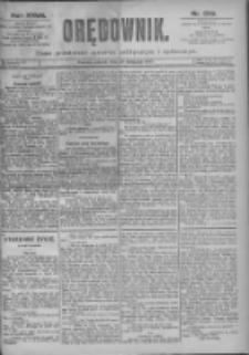 Orędownik: pismo dla spraw politycznych i spółecznych 1897.11.30 R.27 Nr273