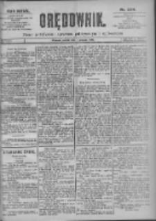 Orędownik: pismo dla spraw politycznych i spółecznych 1897.12.01 R.27 Nr274