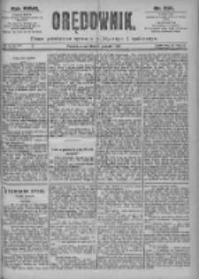 Orędownik: pismo dla spraw politycznych i spółecznych 1897.12.08 R.27 Nr280
