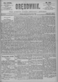 Orędownik: pismo dla spraw politycznych i spółecznych 1897.12.10 R.27 Nr281