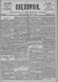 Orędownik: pismo dla spraw politycznych i spółecznych 1897.12.11 R.27 Nr282
