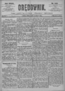 Orędownik: pismo dla spraw politycznych i spółecznych 1897.12.12 R.27 Nr283