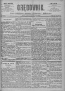 Orędownik: pismo dla spraw politycznych i spółecznych 1897.12.14 R.27 Nr284