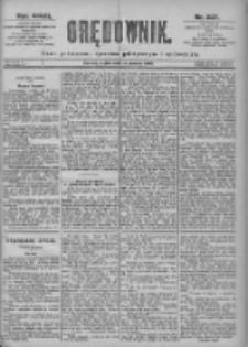 Orędownik: pismo dla spraw politycznych i spółecznych 1897.12.17 R.27 Nr287