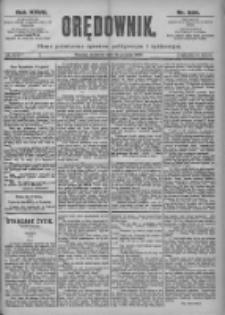 Orędownik: pismo dla spraw politycznych i spółecznych 1897.12.19 R.27 Nr289
