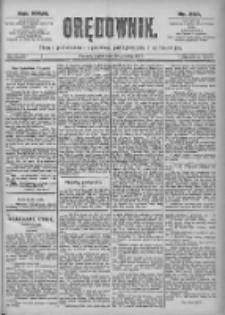 Orędownik: pismo dla spraw politycznych i spółecznych 1897.12.24 R.27 Nr293