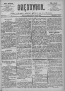 Orędownik: pismo dla spraw politycznych i spółecznych 1897.12.25 R.27 Nr294