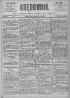 Orędownik: pismo dla spraw politycznych i spółecznych 1897.12.29 R.27 Nr296