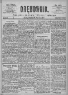 Orędownik: pismo dla spraw politycznych i spółecznych 1897.12.30 R.27 Nr297