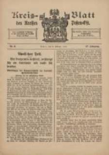 Kreis-Blatt des Kreises Posen-Ost 1915.02.06 Jg.27 Nr8