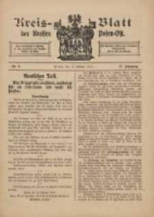 Kreis-Blatt des Kreises Posen-Ost 1915.02.13 Jg.27 Nr9