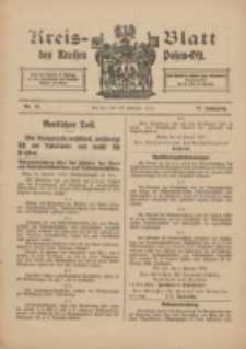 Kreis-Blatt des Kreises Posen-Ost 1915.02.27 Jg.27 Nr12